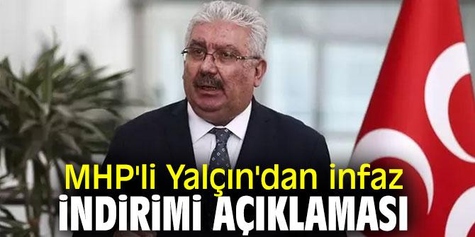 Semih Yalçın'dan infaz indirimi açıklaması