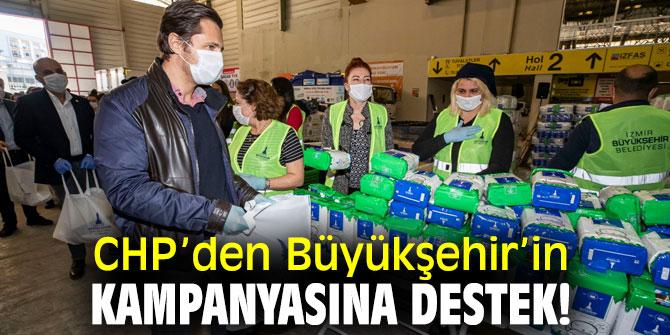 CHP'den Büyükşehir'in kampanyasına destek