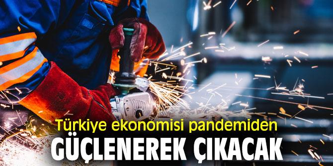 """Jak Eskinazi, """"Türkiye ekonomisi pandemiden güçlenerek çıkacak"""""""