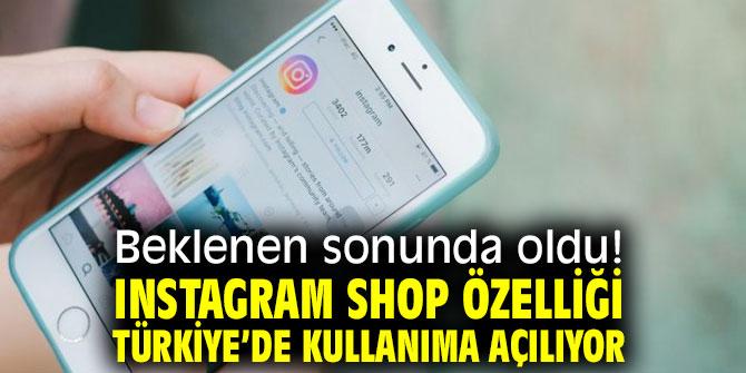 Beklenen sonunda oldu! Instagram Shop özelliği Türkiye'de kullanıma açılıyor