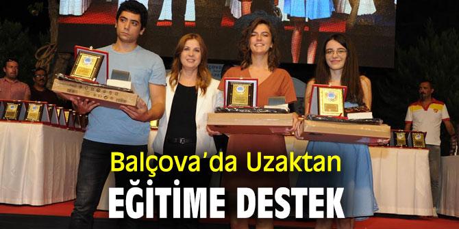 Balçova Belediyesi'nden Uzaktan Eğitime Destek