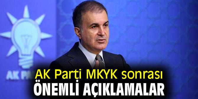"""Ömer Çelik, """"Ermenistan'ı bir kez daha uyarıyoruz"""""""