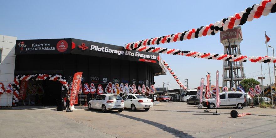 Pilot Garage Oto Ekspertiz, açıldı