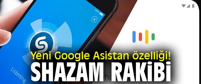 Google Asistan, Shazam gibi mırıldanma algılayacak