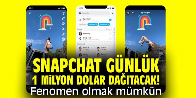 Snapchat Spotlight ile fenomen olmak mümkün hale gelebilir