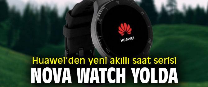 Huawei Nova Watch, HarmonyOS temelli olacak