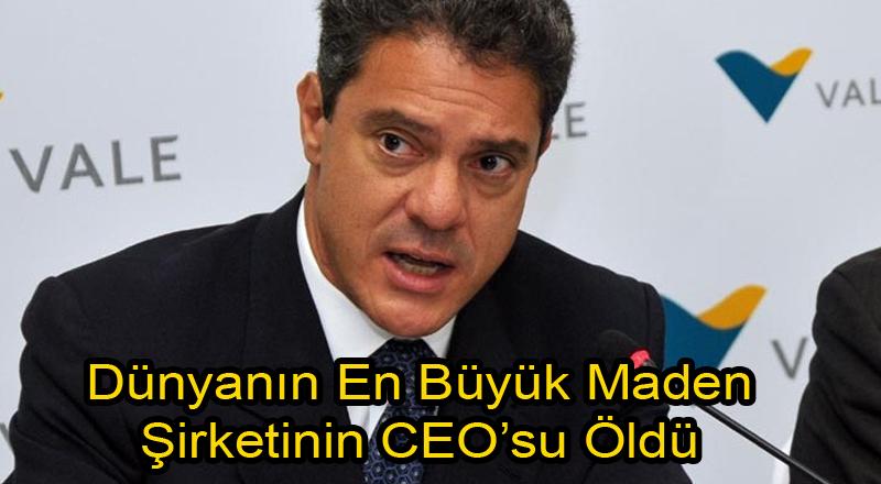 Vale CEO'su Angelli Uçak Kazasında Öldü