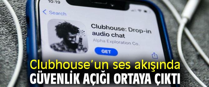 Clubhouse, güvenlik açıkları ile gündemde