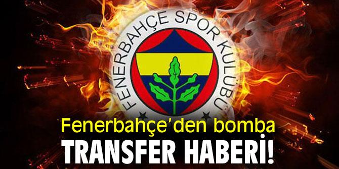 Fenerbahçe'den bomba transfer haberi!