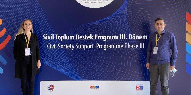 Kentimiz İzmir Derneği'nin AB Projeleri Başlıyor