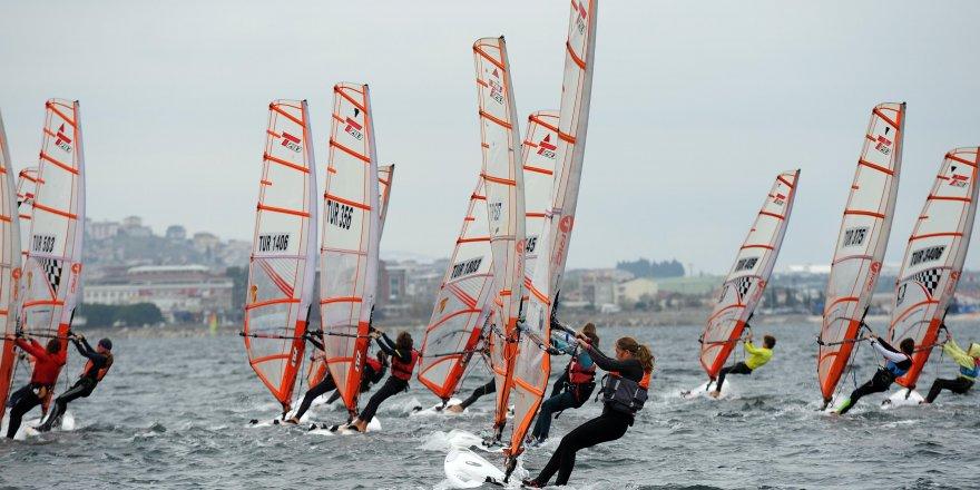 420-470, Techno 293, Techno Plus, RS:One Rüzgar Sörfü sınıflarının Milli Takım seçmeleri var