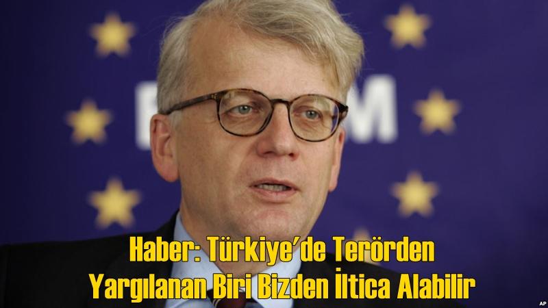 AB Türkiye Delegasyonu Başkanı Haber: İngiltere'de IŞİD Bayrağı İndirilmedi