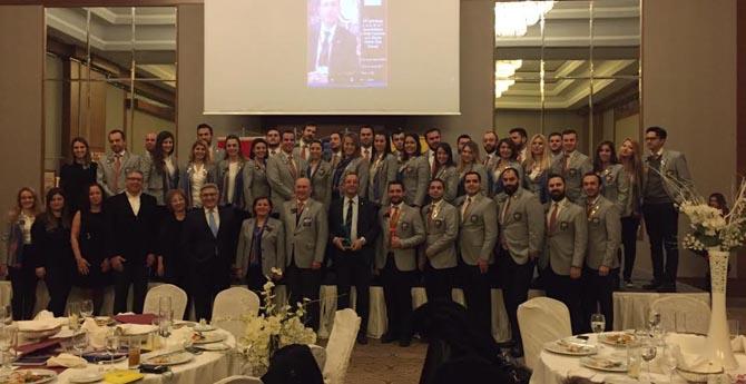 Rotaractörler İzmirde Buluştu