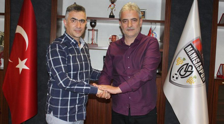 Manisaspor'un Yeni Hocası Mehmet Altıparmak