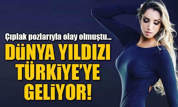 Süper Sambacı Türkiye'ye Geliyor