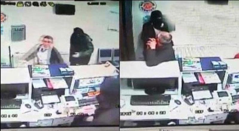 Cinsel Saldırının Ardından Metro Turizm Ofisini Silahla Bastılar