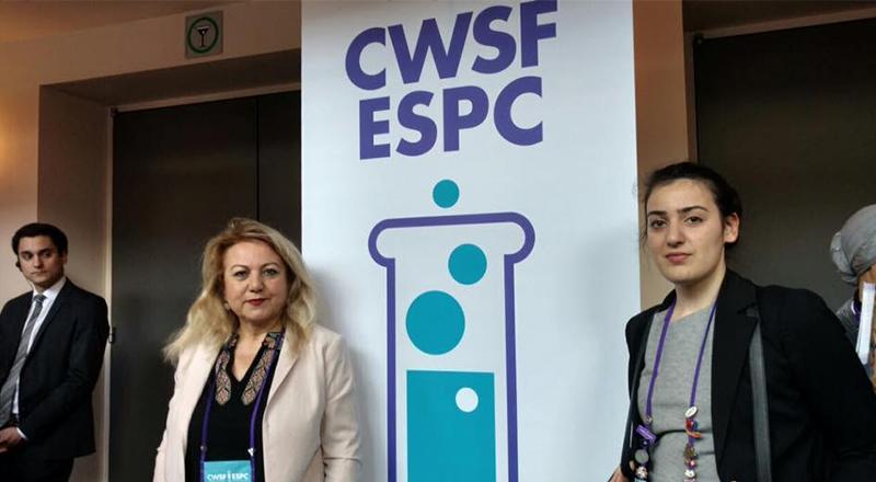Kanada Uluslararası Bilim Fuarı'nın Birincisi İzmir'den