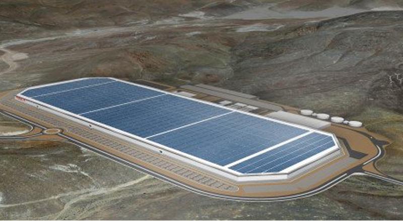 Tesla Gigafactory'nin Tam Açılış Tarihi Belirlendi