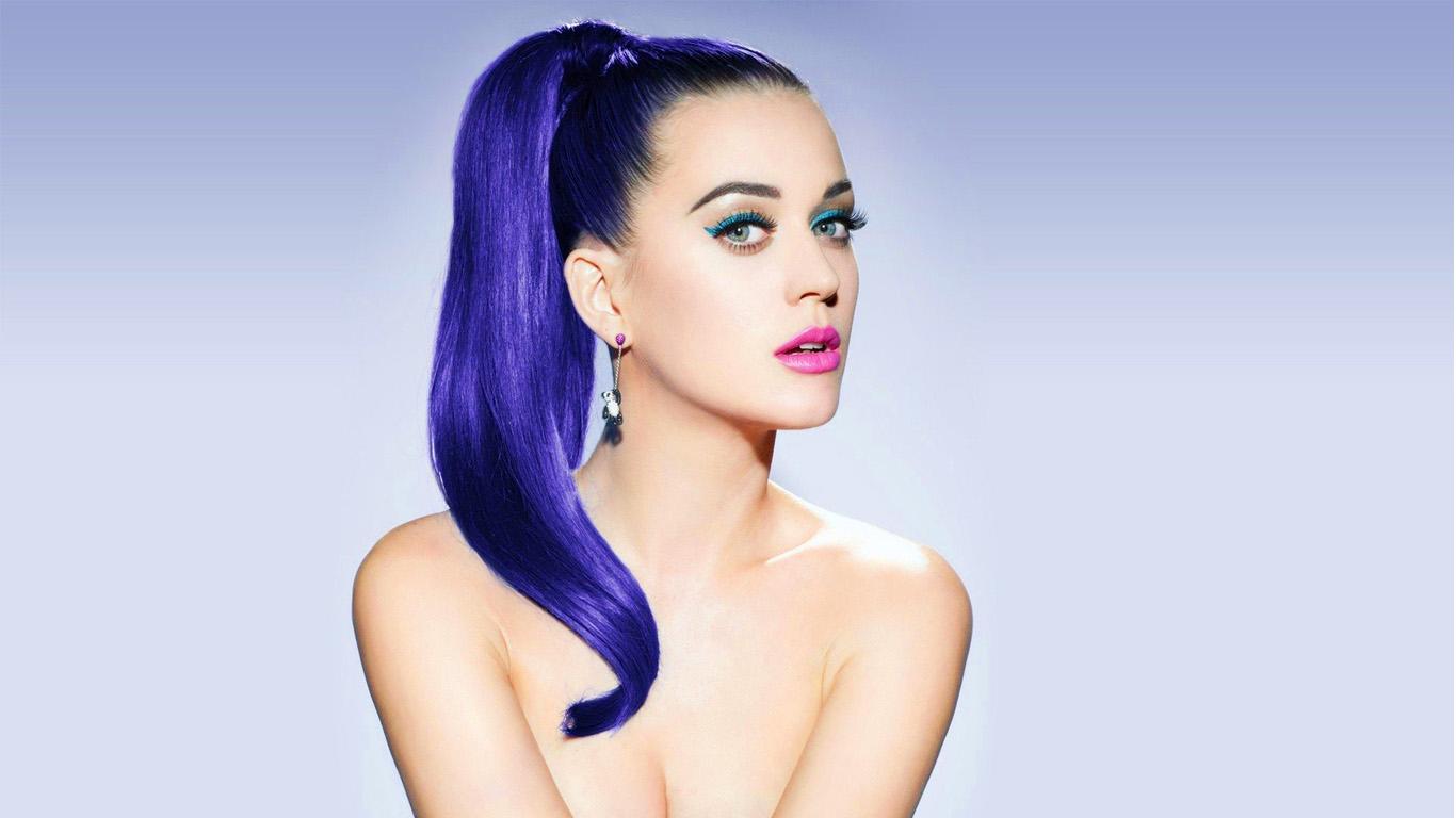 Katy Perry'nin Twitter Hesabını Hacklediler