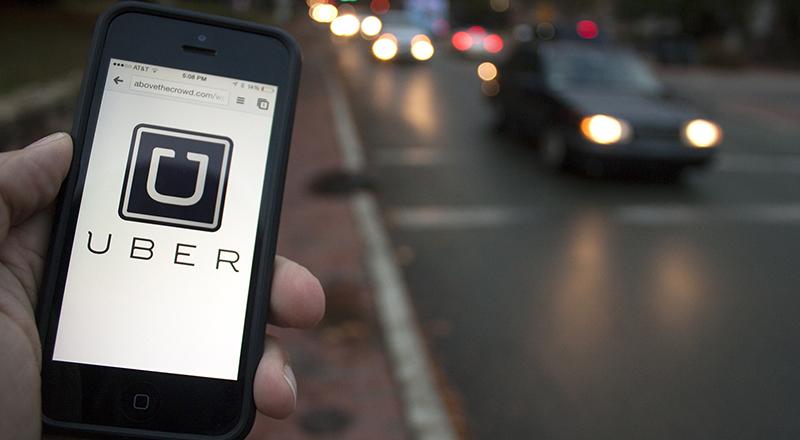 Taksi Çağırma Uygulaması Uber'i Araplar Kurtardı