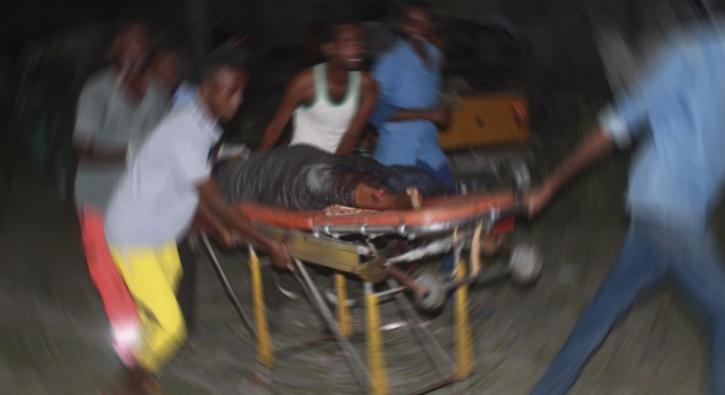 Otele Silahlı Baskın: 16 Ölü 55 Yaralı