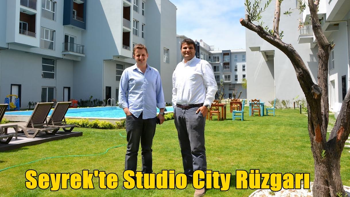 Yücesoy Mühendislik'ten Seyrek'te Studio City Rüzgarı
