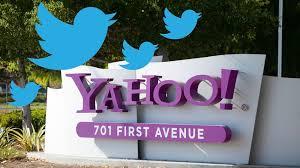 Twitter'ın Yahoo'yu Satın Alacağı İddia Edildi