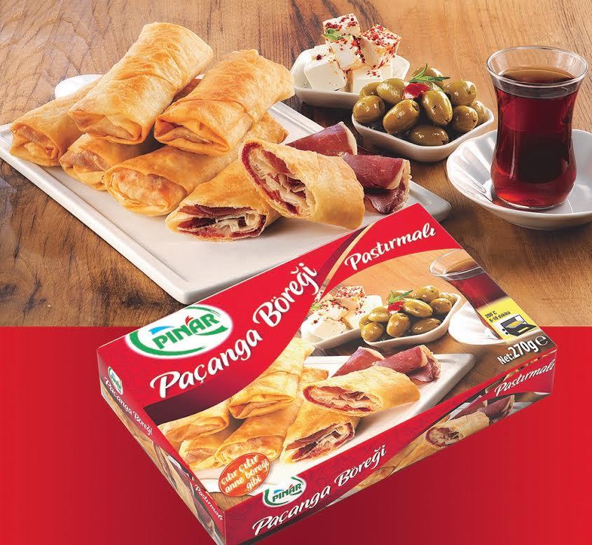 Pınar'dan Ramazan'a Özel Yeni Lezzet: Paçanga Böreği