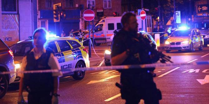 Londra'da yine terör saldırısı... Bu kez müslümanlar hedef alındı