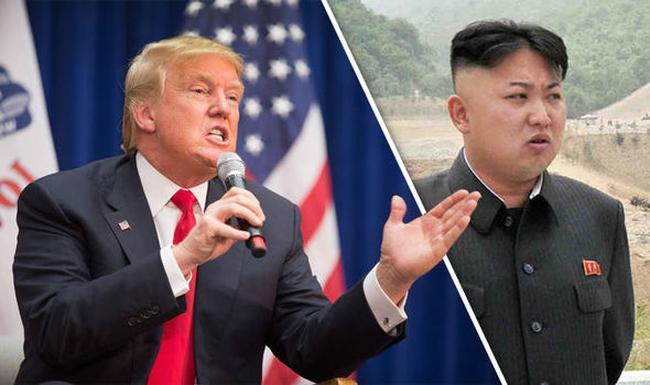 Trump'tan çok sert Kuzey Kore açıklaması!