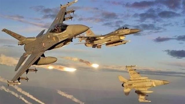 Türk savaş uçakları terör yuvası Kandil'i vurdu