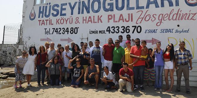 Hüseyinoğulları Tatil Köyü engelli öğrencileri ağırladı