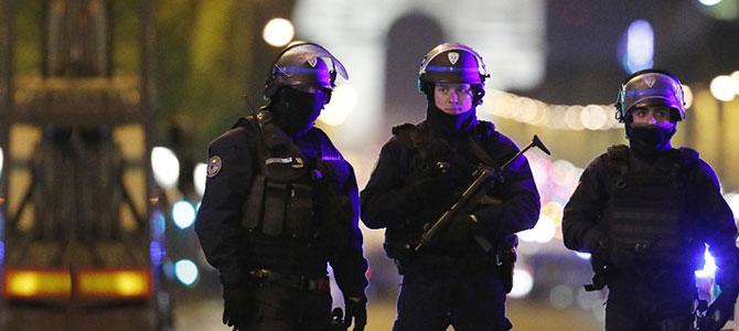 Fransa'da terör alarmı verildi