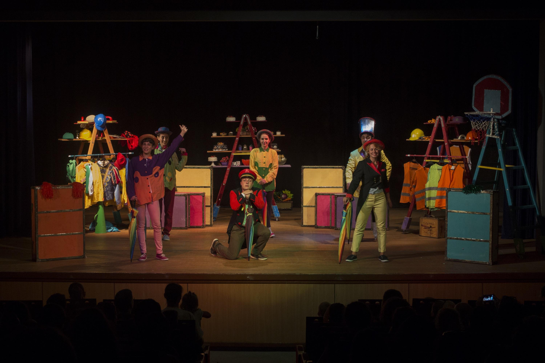 Pınar Çocuk Tiyatrosu'na yoğun ilgi