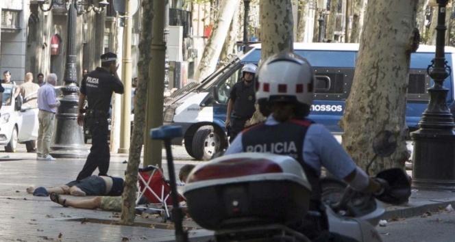 Barcelona'da bilanço artıyor: Ölü sayısı 15 oldu