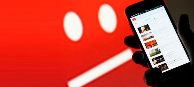 YouTube'un ana sayfasından haberlere erişilebilecek
