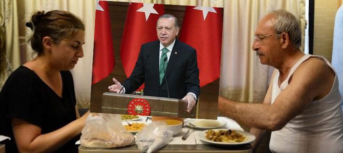 """Atletli fotoğrafa Erdoğan'dan tepki: """"Hakarettir"""""""