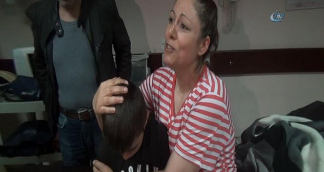 Kaçırılan çocuk operasyonla kurtarıldı