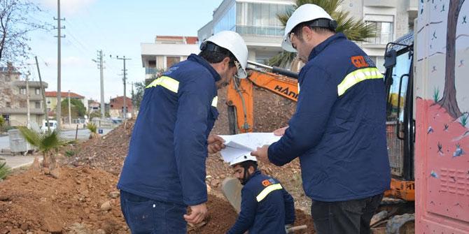 Turgutlu'da yatırımlar devam ediyor