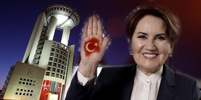 İl başkanı dahil 300 MHP'li, Akşener'e destek için istifa etti