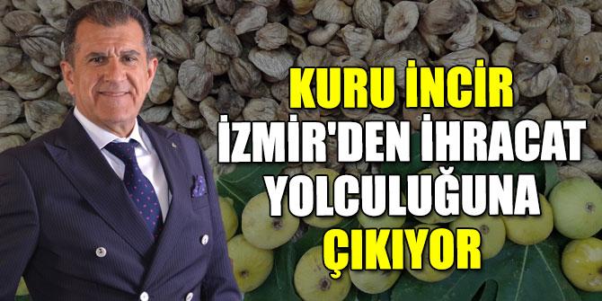 Kuru incir İzmir'den ihracat yolculuğuna çıkıyor