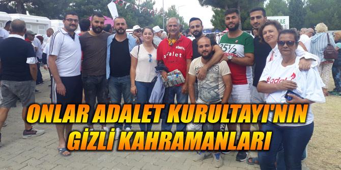 ONLAR ADALET KURULTAYI'NIN GİZLİ KAHRAMANLARI