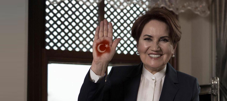 Akşener'in partisinin logosu belli oldu