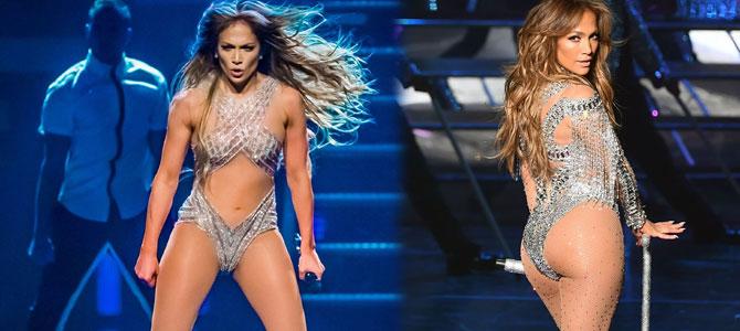 Jennifer Lopez yıllara...