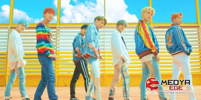 BTS'ten Muhteşem Geri Dönüş
