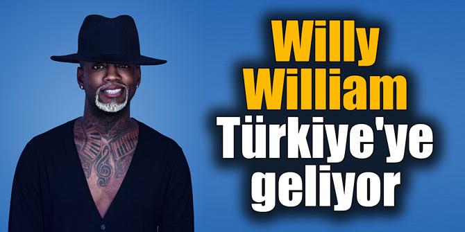Willy William Türkiye'ye geliyor