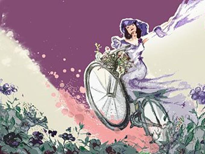 'Süslü Kadınlar'ın bisiklet turu 24 Eylül'de başlıyor