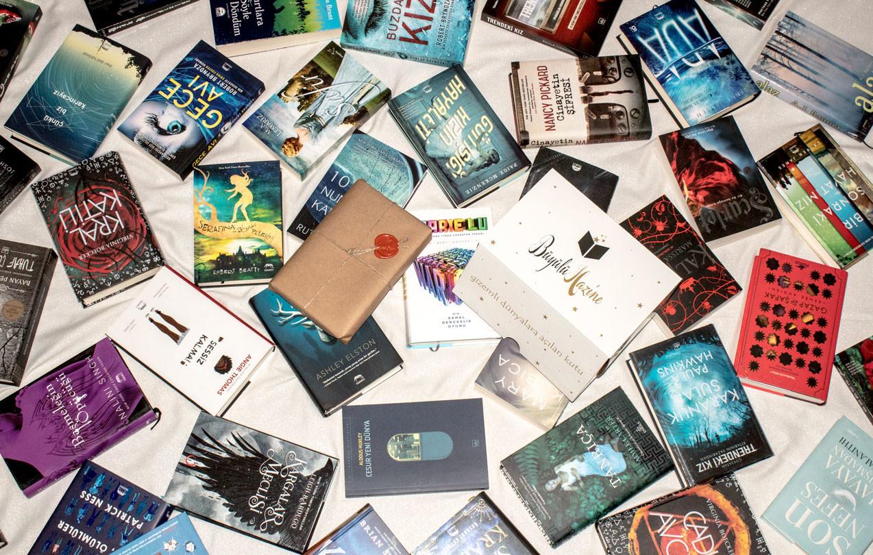 Sürpriz kitap kutusu ile okuma alışkanlığınız artacak