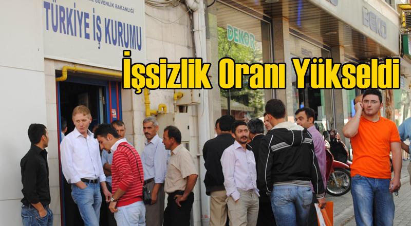 Türkiye İstatistik Kurumu 2016 İşsizlik Oranlarını Açıkladı