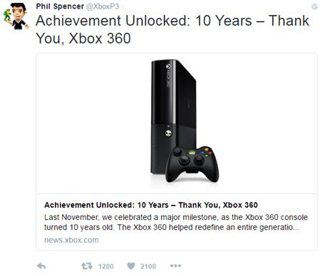 Microsoft Xbox 360 Üretmeyi Durdurdu